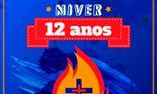 Folder do Evento: 12° Aniversário Luz Das Nações