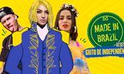 Folder do Evento: Made in Brazil ☆ Grito de Independência!