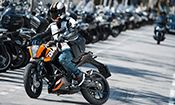 Folder do Evento: KTM Duke Tour Brasil