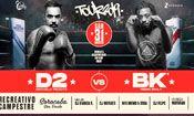 Folder do Evento: Show Marcelo D2 & BK - Sorocaba