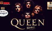 Folder do Evento: Queen Cover em Prol a Vila dos Velhinhos