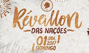 Folder do Evento: Réveillon das Nações com Mariamadame