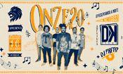 Folder do Evento: Banda Onze20 em Sorocaba na Toca Do Leão
