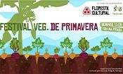 Folder do Evento: I Festival Veg. de Primavera