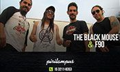Folder do Evento: The Black Mouse & F90