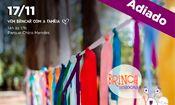 Folder do Evento: Brinca Sorocaba! Mês das Crianças