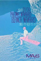 Folder do Evento: MOVEMENT - Paloma Navarro+Bianca Navarro