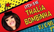 Folder do Evento: Open Bar com Thalia Bombinha