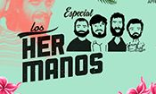 Folder do Evento: Mariamadame Especial Los Hermanos