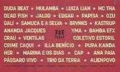 Folder do Evento: Febre 2019: Festival & Conferência