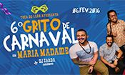 Folder do Evento: 6º Grito de Carnaval