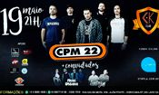 Folder do Evento: CPM 22 Na Ek
