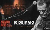 Folder do Evento: Nando Reis em Sorocaba/SP