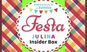 Folder do Evento: Festa Julina Insider Box