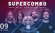 Folder do Evento: Supercombo no Sesc Sorocaba