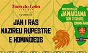 Folder do Evento: Noite Jamaicana ~ Jah I Ras