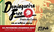 Folder do Evento: Domingueira Free