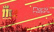 Folder do Evento: Axé anos 90 com Mariamadame