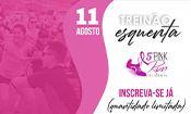 Folder do Evento: Treinão Esquenta 5º Edição Pink Run
