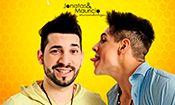 Folder do Evento: Jonatas & Mauricio
