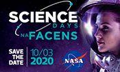 Folder do Evento: Science Days NASA na Facens