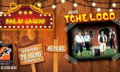 Folder do Evento: Bailão Gaúcho com Grupo Tchê Loco