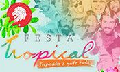 Folder do Evento: Festa Tropical