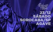 Folder do Evento: Show Roberto Maia