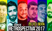 Folder do Evento: Stand up Comedy, Show de Retrospectiva