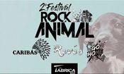Folder do Evento: 2º Festival Rock Animal