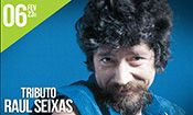Folder do Evento: Tributo a Raul Seixas