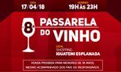 Folder do Evento: 8ª Passarela do Vinho
