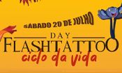 O CICLO DA VIDA Flash DAY tattoo