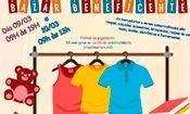 Folder do Evento: Bazar Beneficente
