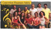 Folder do Evento: Abertura dos Concertos Finamax- Astra