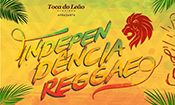 Folder do Evento: Independência Reggae