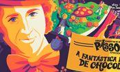 Folder do Evento: A Fantástica Fábrica de Chocolate