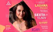 Folder do Evento: Lauana Prado