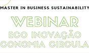 Folder do Evento: Webinar Eco Inovação e Economia Circular