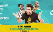 Folder do Evento: Hallorino Junior em Sorocaba - SP