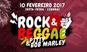 Folder do Evento: Rock e Reggae na Toca do Leão