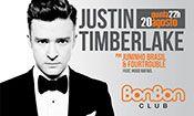 Folder do Evento: Justin Timberlake