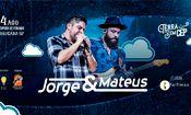 Folder do Evento: Jorge e Mateus em Sorocaba