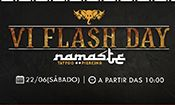 Folder do Evento: Vl FLASH DAY