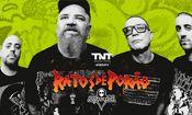 Folder do Evento: TNT apresenta: Ratos de Porão