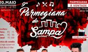 Folder do Evento: 9a Parmegiana do Sampa
