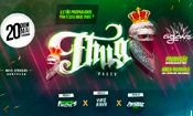 Folder do Evento: Thug Party l O Baile Do Ano l 3 Pistas