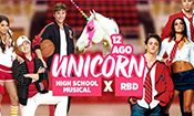 Folder do Evento: Unicorn ✭ RBD x High School Musical ✭