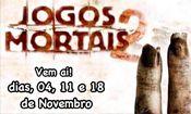 Folder do Evento: JOGOS MORTAIS ll