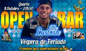 Folder do Evento: Mc Lustosa no Porto (Open bar)